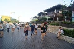 Shenzhen, China: Shekou Sea World scenic spots Royalty Free Stock Image