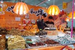 Shenzhen, China: Shopping Festival Royalty Free Stock Photos