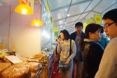 Shenzhen, China: Shopping Festival Stock Photography