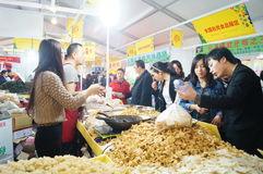 Shenzhen, China: Shopping Festival Royalty Free Stock Photo