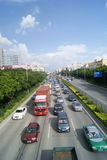 Shenzhen, China: State Road 107 Royalty Free Stock Photo