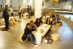 Shenzhen, China: Tea Culture Festival Events Stock Photo