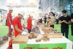 Shenzhen, China: Tea Industry Expo Stock Photos