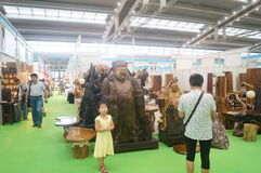 Shenzhen, China: Tea Industry Expo Royalty Free Stock Image