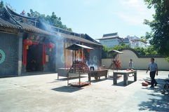 Shenzhen, China: Temple Stock Photos