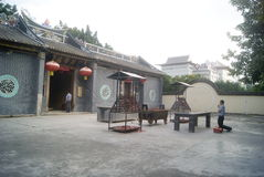 Shenzhen, China: Temple Royalty Free Stock Images