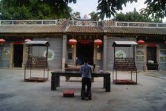 Shenzhen, China: Temple Royalty Free Stock Image