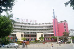 Shenzhen, China: Tianjiao primary school Stock Photography