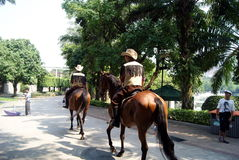Shenzhen china, tourist attractions of the carriage Stock Photos