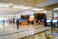 Shenzhen, China: Treasure cube Jewelry Trading Plaza Royalty Free Stock Photo