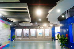 Shenzhen, China: Unmanned Aerial Vehicle Exhibition Royalty Free Stock Images