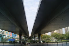 Shenzhen, china: viaduct Stock Photos