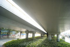 Shenzhen, china: viaduct Royalty Free Stock Photography