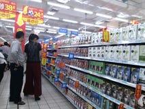 Shenzhen, China: Wal-Mart Foto de archivo