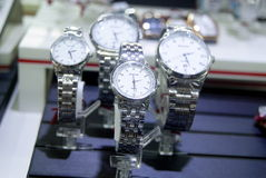 Shenzhen, china: watch on sale Royalty Free Stock Image