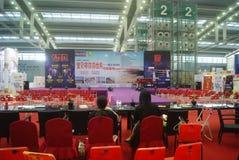 Shenzhen, China: wedding photography services Exhibition Stock Photo