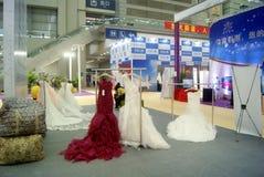 Shenzhen, China: wedding photography services Exhibition Stock Image