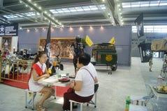 Shenzhen, China: wedding photography services Exhibition Stock Photography