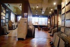 Shenzhen china: xixiang building materials furniture market Stock Photo