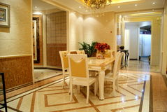 Shenzhen china: xixiang building materials furniture market Stock Photos