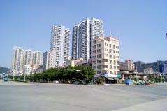 Shenzhen china: xixiang highway landscape Stock Photos