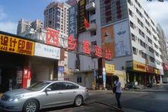 Shenzhen, China: Xixiang passenger station Royalty Free Stock Image