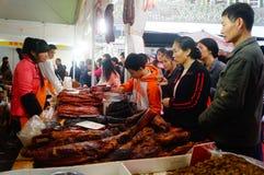 Shenzhen, Chine : Festival d'achats Photo stock