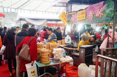 Shenzhen, Chine : Festival d'achats Photographie stock