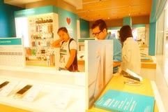 Shenzhen, Chine : le magasin d'électro-ménagers électrique nouvellement ouvert Photo stock