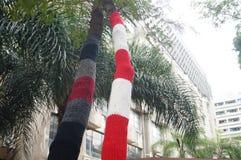 Shenzhen, Chine : Parc créatif de culture d'OCT. image libre de droits