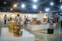 Shenzhen, Chinese: creative furniture exhibition Stock Photo
