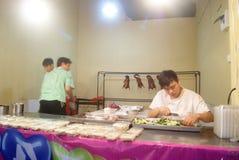 Shenzhen, Chinese: Restaurant Stock Photos