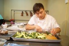 Shenzhen, Chinese: Restaurant Stock Images