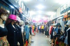 Shenzhen, Chiny: żeńscy klingerytów modele zdjęcie royalty free