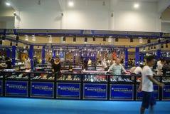 Shenzhen, Chiny: chabet biżuterii wystawy sprzedaże Zdjęcia Stock