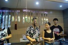 Shenzhen, Chiny: chabet biżuterii wystawy sprzedaże Obrazy Royalty Free