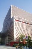 Shenzhen, Chiny: Nanshan Kulturalny i centrum sportowe Obrazy Royalty Free