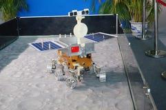 Shenzhen, Cina: Attività lunari cinesi di settimana di consapevolezza di scienza di programma di esplorazione Immagini Stock