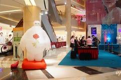 Shenzhen, Cina: attività promozionali di fotografia di nozze Fotografie Stock