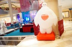Shenzhen, Cina: attività promozionali di fotografia di nozze Immagine Stock