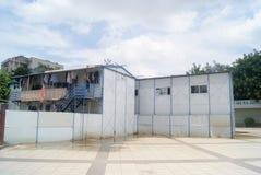 Shenzhen, Cina: caserma di costruzione Immagine Stock