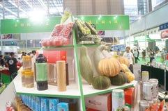 Shenzhen, Cina: Expo verde di agricoltura Fotografia Stock Libera da Diritti