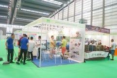 Shenzhen, Cina: Expo verde di agricoltura Immagini Stock Libere da Diritti