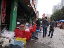 Shenzhen, Cina: mercato dell'animale domestico Immagine Stock