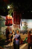 Shenzhen, Cina: Paesaggio sposato antico della scultura Immagini Stock Libere da Diritti