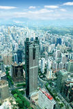 Shenzhen city,China Royalty Free Stock Image