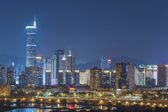Shenzhen City, China Stock Photography