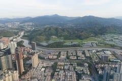 Shenzhen city Royalty Free Stock Photography