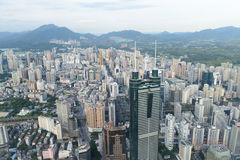 Shenzhen city Stock Images