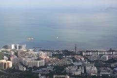 Shenzhen Dapeng Bay beautiful coastal scenery,in China,Asia Royalty Free Stock Photo